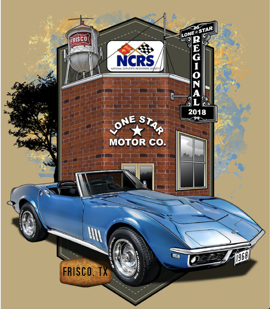 NCRS Texas Chapter Regional, Frisco, TX